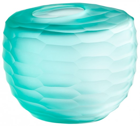 Small Seafoam Dreams Vase