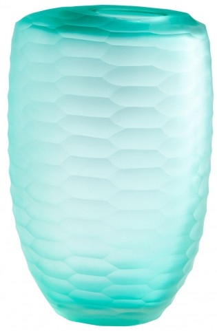 Large Seafoam Dreams Vase