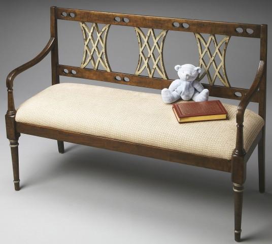 Artists' Originals Appaloosa Bench