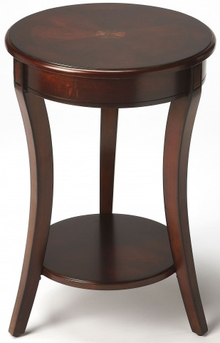 Holden Plantation Cherry Accent Table