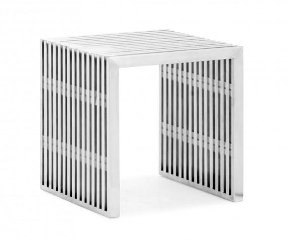 Novel Single Bench Stainless Steel