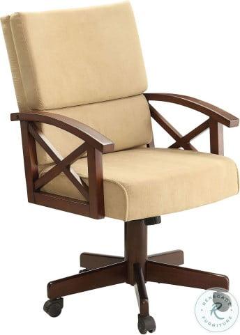 Marietta Beige Game Chair