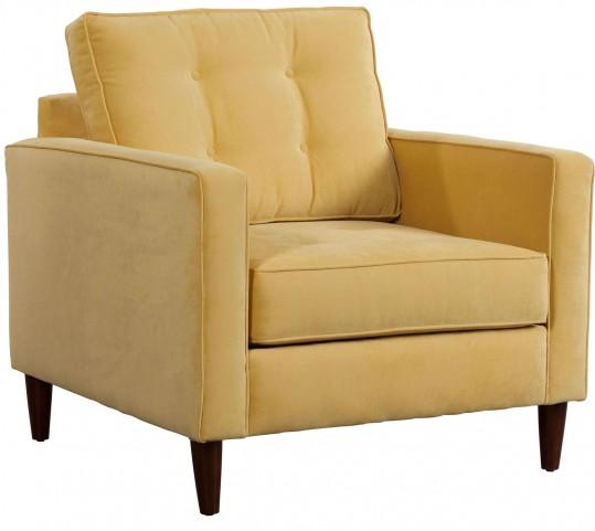 Savannah Golden Arm Chair