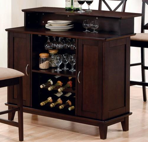 100218 Cappuccino Bar Unit