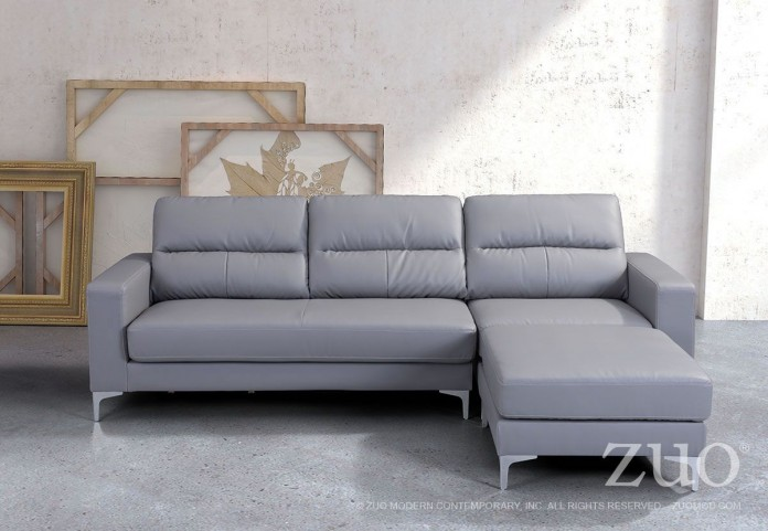 Versa Gray Sectional