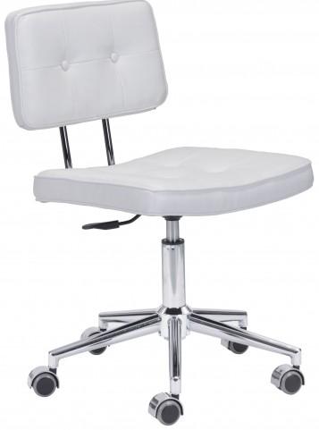 Series White Office Chair
