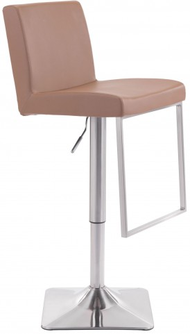 Puma Taupe Bar Chair