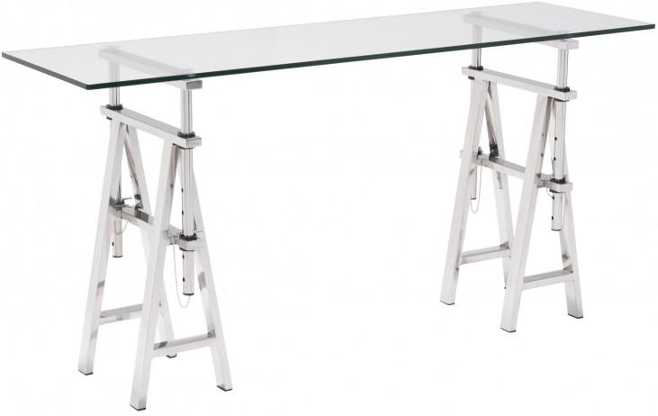 Lado Chrome Console Table