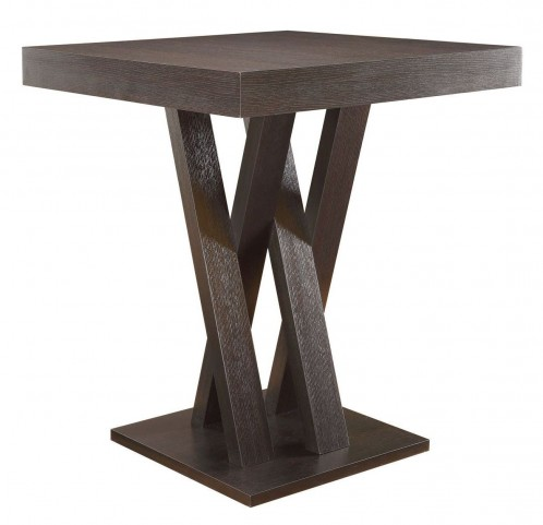100523 Square Counter Height Table