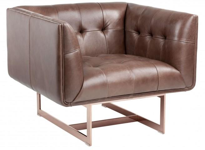 Matisse Saddle Leather Armchair