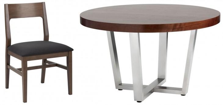 Estero Round Dining Room Set