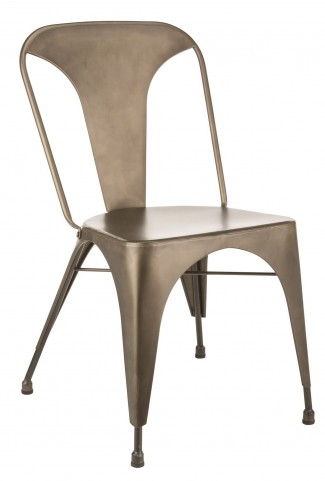 Flynn Dark Warm Grey Dining Chair Set of 2