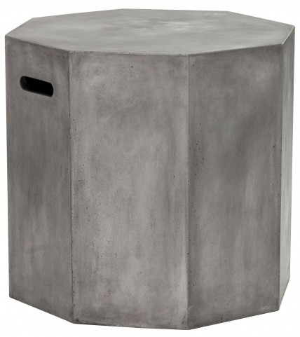 Ollo Anthracite Grey End Table