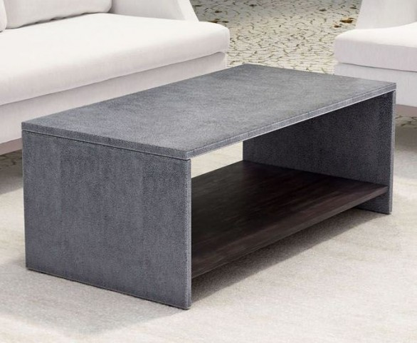 Mom White Wash Coffee Table From Zuo Coleman Furniture