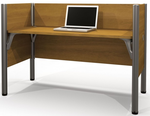 Pro-Biz Cappuccino Cherry Simple Desk