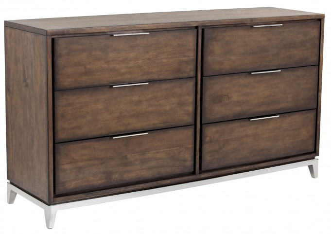 Miriam Smoked Brown Dresser