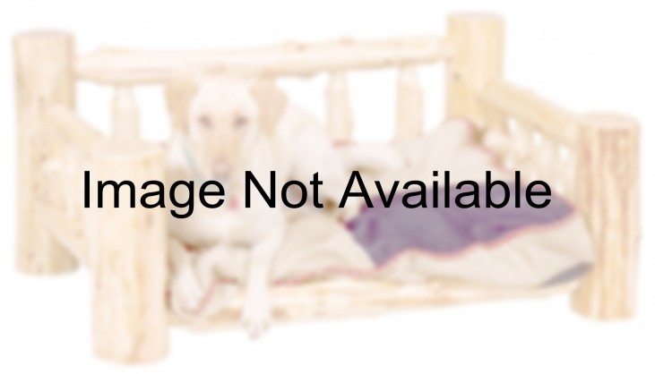 Vintage Dog Bed With Standard Mattress