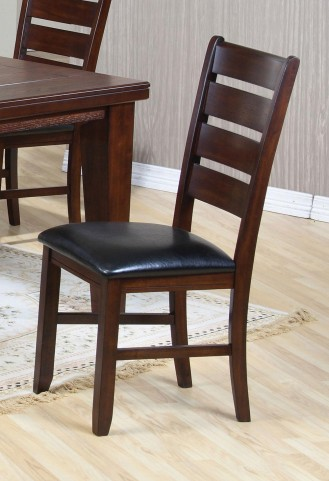 Imperial Black Side Chair Set of 2