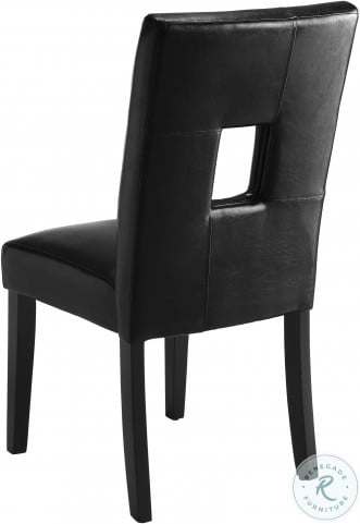 Newbridge Black Dining Chair Set of 2