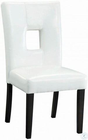 Newbridge White Dining Chair Set of 2