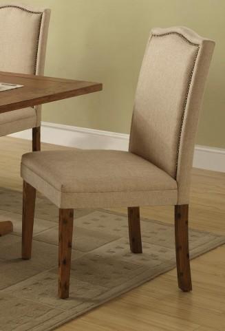 Parkins Ivory Parson Chair Set of 2