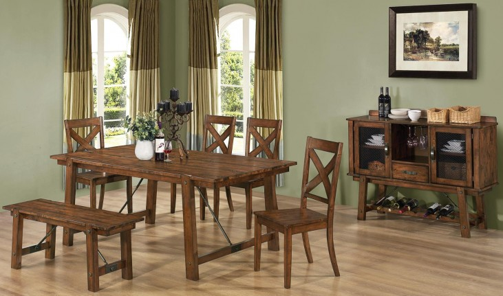 Lawson Rectangular Dining Room Set