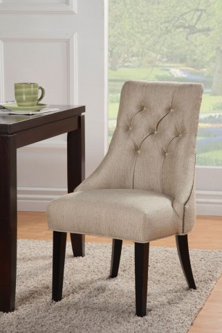 Parson Sand Accent Chair