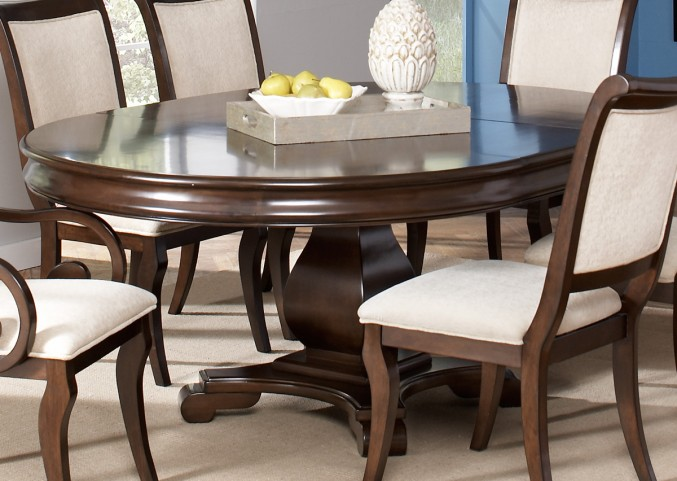 Harris Oval Extendable Dining Table