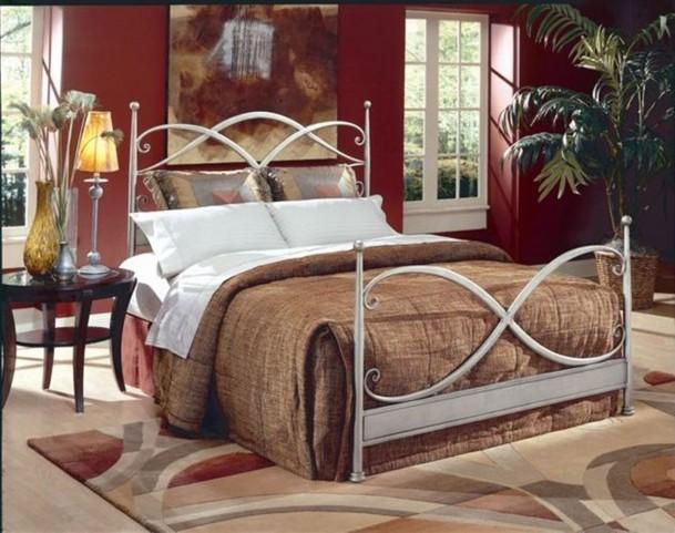 Cutlass Queen Panel Bed