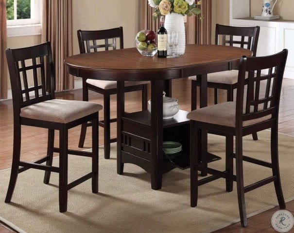 Peachy Lavon Counter Height Dining Room Set Download Free Architecture Designs Xoliawazosbritishbridgeorg
