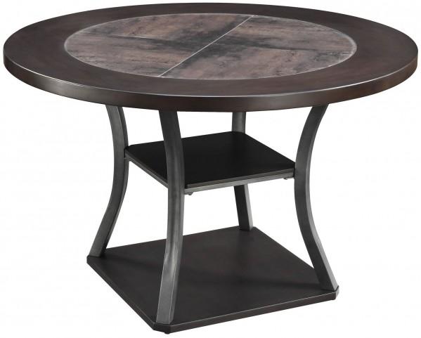 Ferdinand Dark Merlot Dining Table