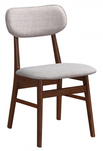 Kersey Off White Fabric Dining Chair Set of 4