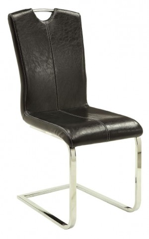 Bloomfield Dark Brown Dining Chair Set of 4