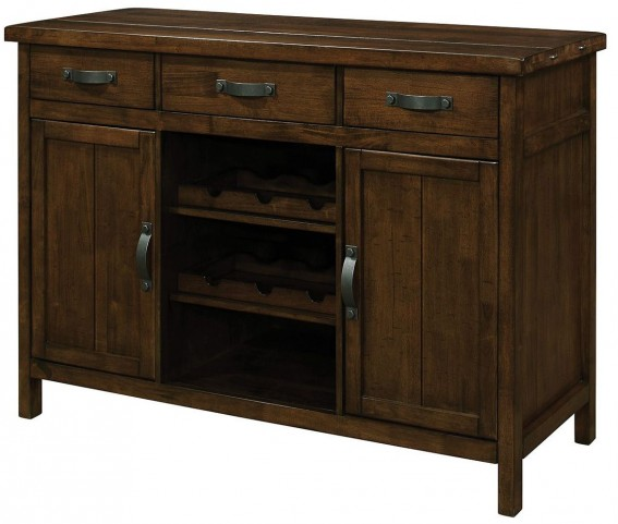 Wiltshire Rustic Pecan Server