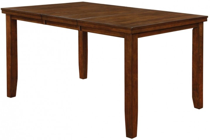 Maxwell Golden Brown Counter Height Table