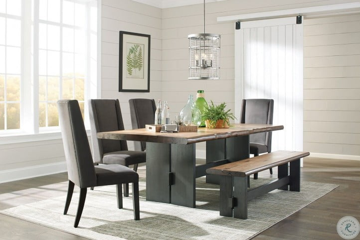 Marquette Brown Dining Room Set By Scott Living