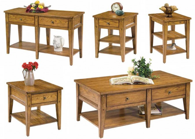 Lake House Occasional Table Set