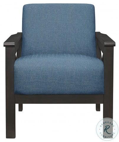 Herriman Blue Accent Chair