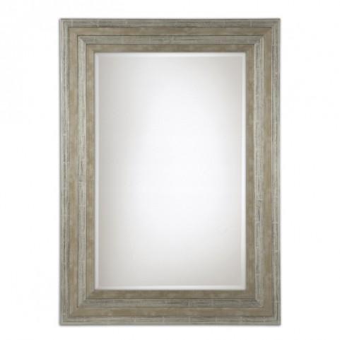 Hallmar Wood Mirror