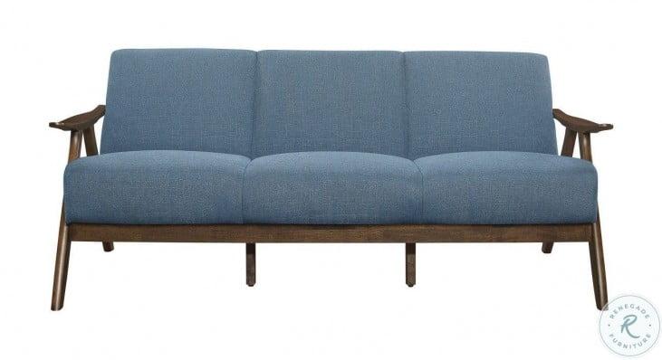 Damala Blue Sofa