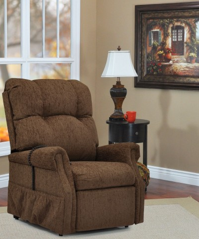 Dawson Brown Two Way Reclining Lift Chair