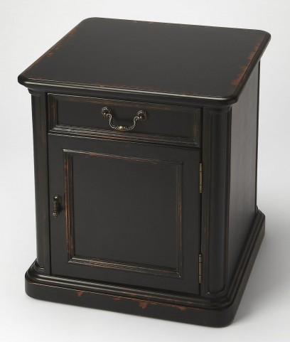 Masterpiece Thayer Midnight Rose Accent Table