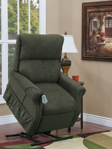 Encounter Pine Two Way Reclining Lift Chair