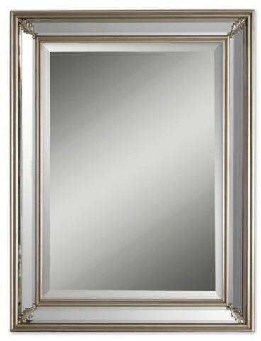 Jansen Silver Mirror