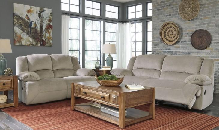 Toletta Granite Power Reclining Living Room Set