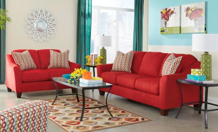 Hannin Spice Living Room Set