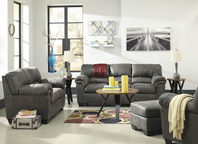 Bladen Slate Living Room Set