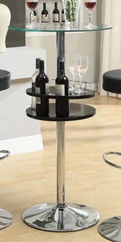 Black Bar Table 120715