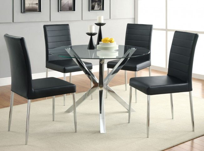 Vance Round Dining Room Set