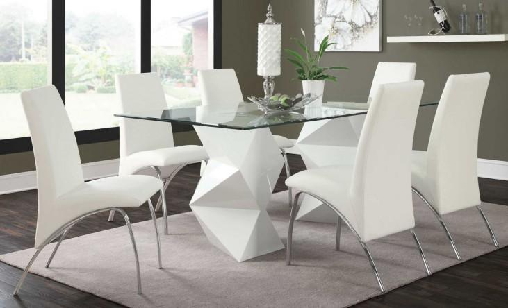 Ophelia Rectangular Dining Room Set